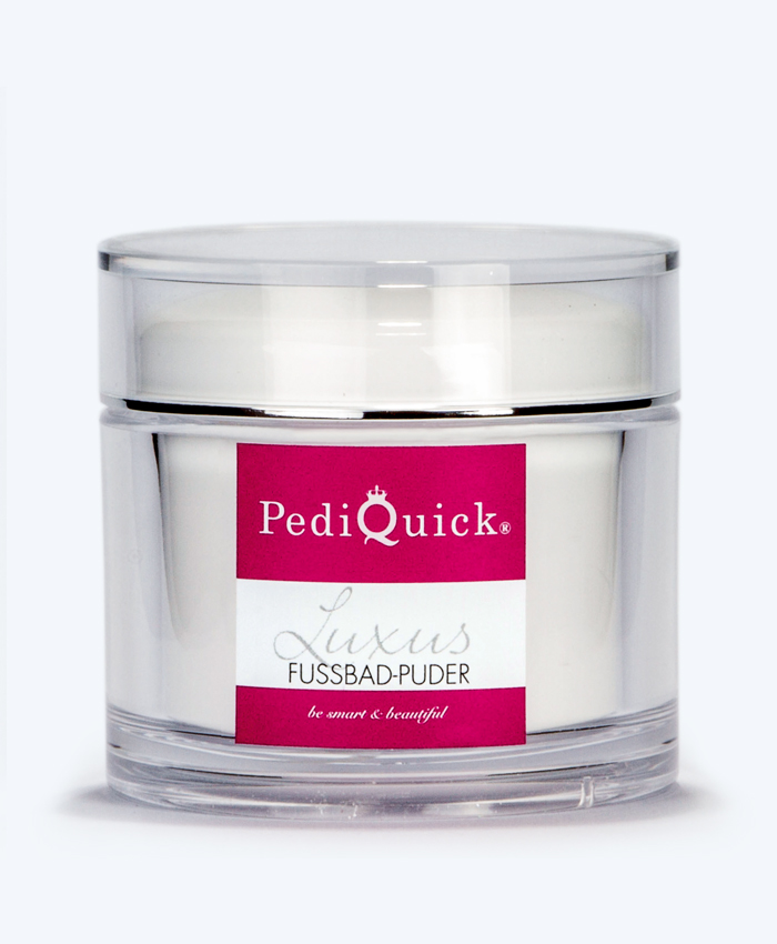 PediQuick Luxus Fußbad-Puder