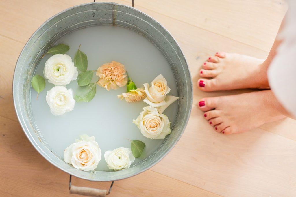 Fußbad – die Wunderwaffe gegen müde und gestresste Füße