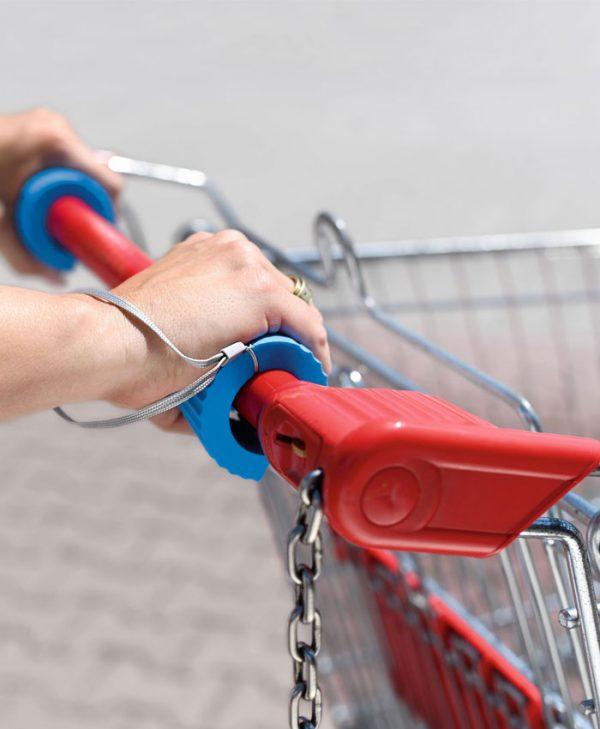 GRIP-IT! Einkaufswagen